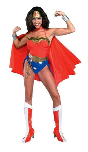 Wonder Woman Costume - (Adult)