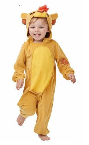 Kion (Lion Guard) Costume