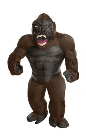 Inflatable Kong Costume - (Adult)