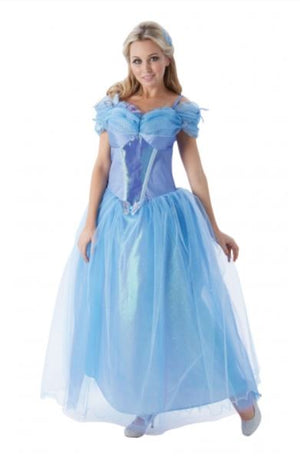 Cinderella (Live Action) Costume - (Adult)