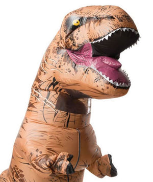 Inflatable T-Rex Costume - (Adult)