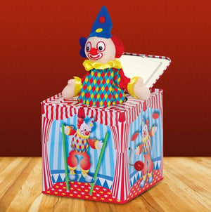 Clown Jack In A Box