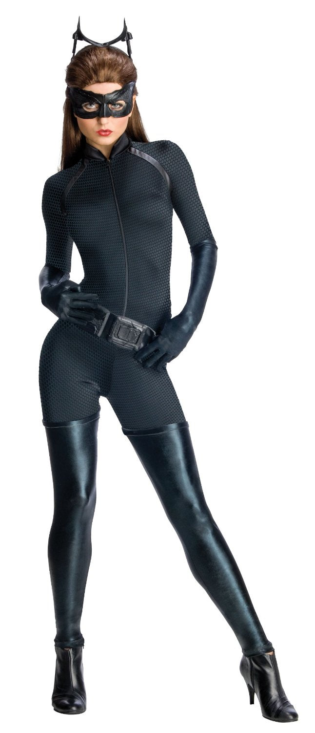 Catwoman - Secret Wishes Costume - (Adult)