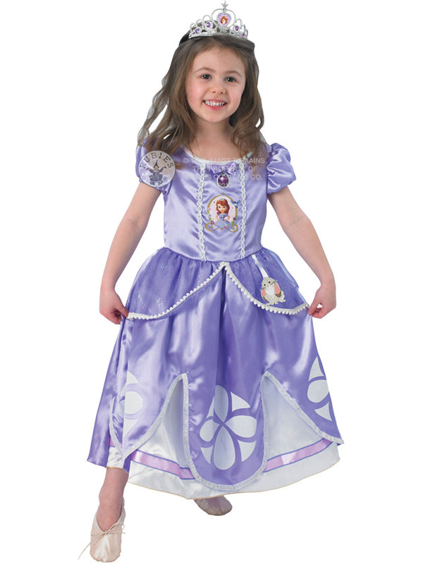 Deluxe Sofia The First Costume