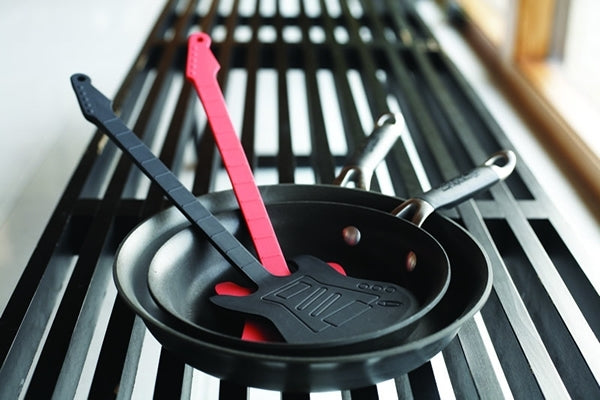 Flipper Guitar Spatula - Black