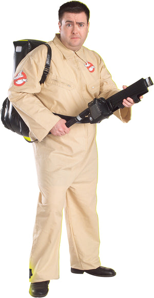Ghostbuster Plus Size Costume - (Adult)