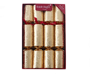 Gold Decadence Crackers - Fill Your Own