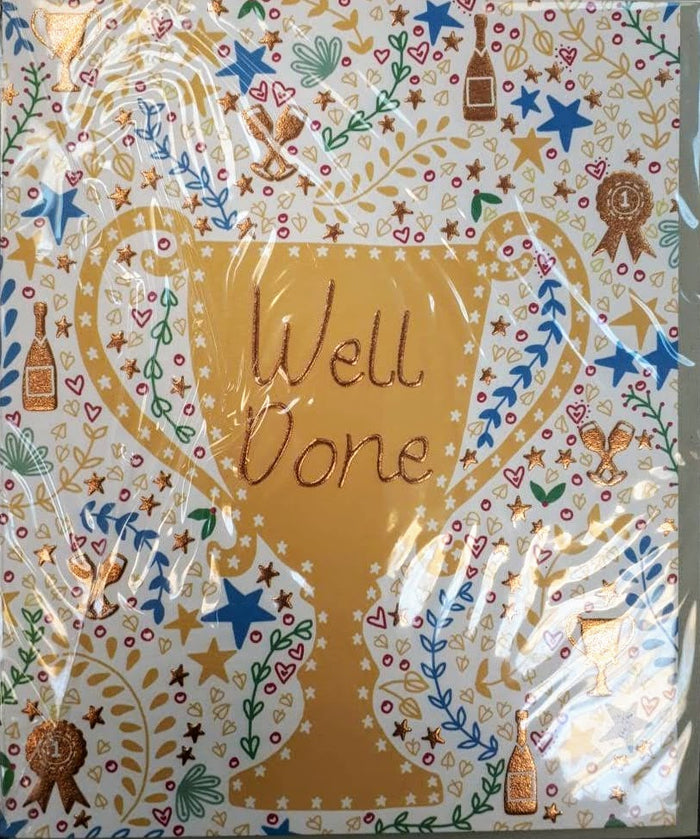 """Well Done"" - Card"