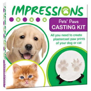 Impressions Paws Kit