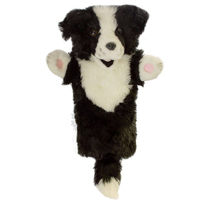 Border Collie Puppet - Long Sleeved
