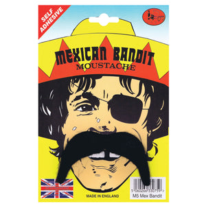 Mexican Tash - Black