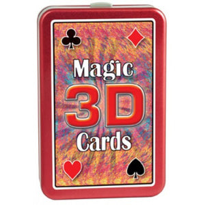 Magic 3D Cards