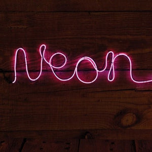 MYO (Make Your Own) Neon Effect String Light - Pink