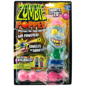 Squeeze Popper: Monster Zombie