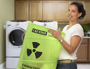 Surprize Storage Toxic Laundry Bag