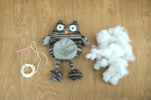 Olly Owl, Crafty Creatures - 2