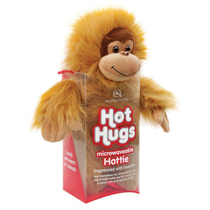 Hot Hugs Hottie: Orangutan