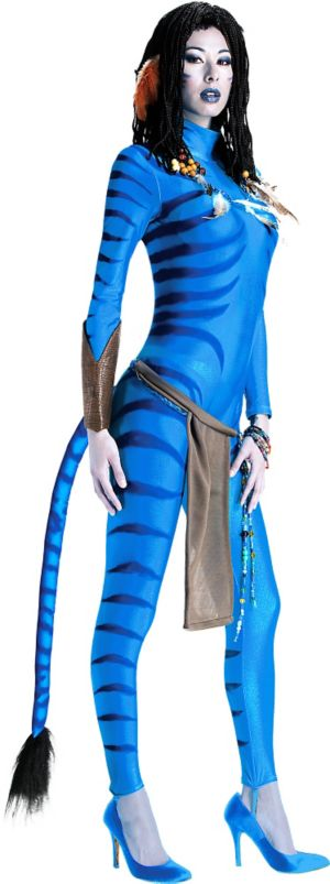 Neytiri (Avatar) - Secret Wishes Costume - (Adult)
