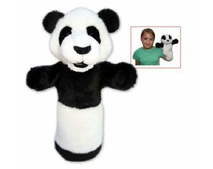 Panda Puppet - Long Sleeved