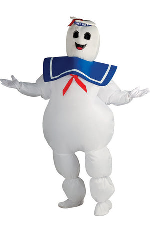 Inflatable Stay Puft - Ghostbusters Costume (Adult)
