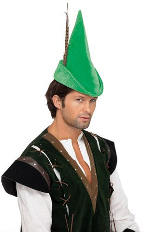 Robin Hood Hat - Green