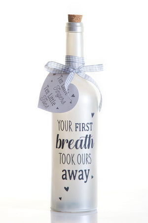 Starlight Bottle: First Breath
