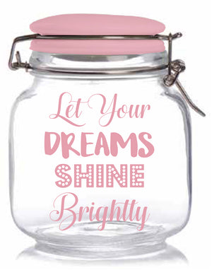 Stars In Jar: Let Your Dreams Shine