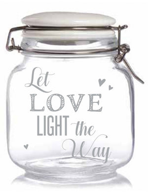 Stars In Jar: Let Love Light The Way