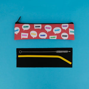 BURP - Reusable Straw Set