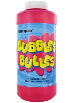 Party Bubbles - Bubble Liquid 473ml