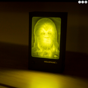 Star Wars Holopane - Chewbacca