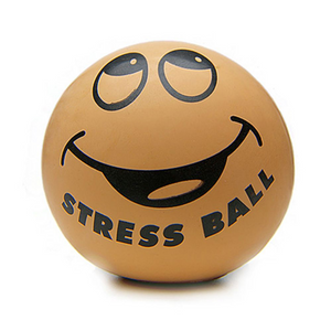 Stress Face Stress Ball