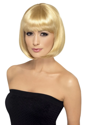 Partyrama Wig - Dark Blonde