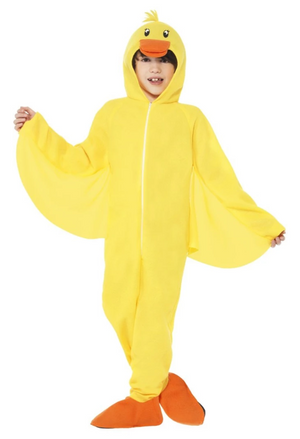 Duck Costume, with Hooded All in One