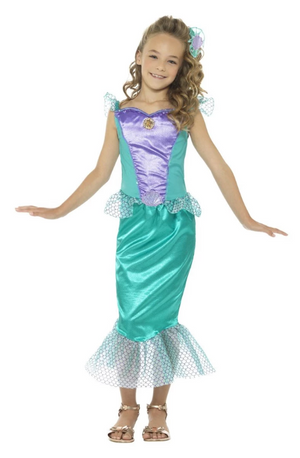 Deluxe Mermaid Costume