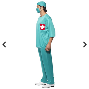 Surgeon Costume - Adult