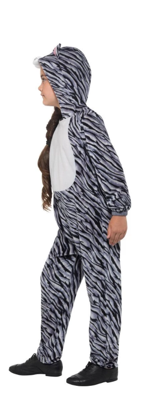 Tabby Cat Onesie Costume