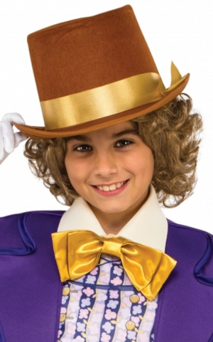 Willy Wonka Costume - (Child)
