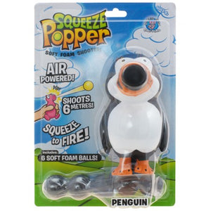 Squeeze Popper: Penguin