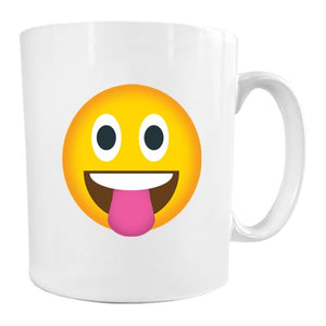Fun Faces Mug Tongue Out