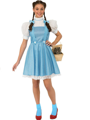 Dorothy - Wizard Of Oz Costume (Adult)