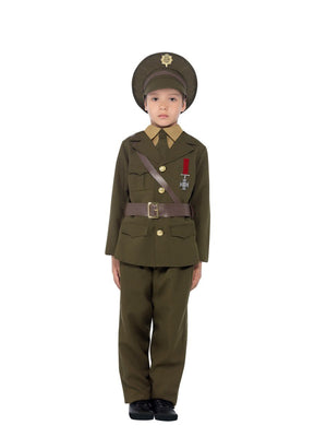 Army Officer Costume