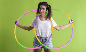 Slot Together Hula Hoop