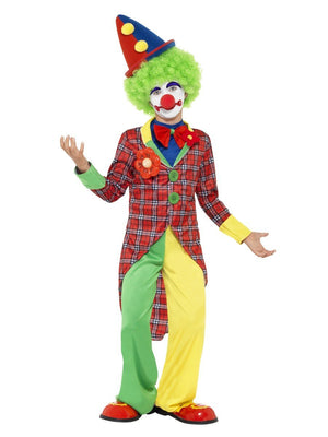Clown Man Costume