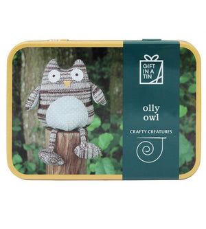 Olly Owl, Crafty Creatures