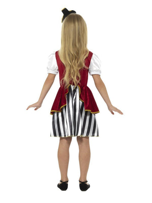 Deluxe Pirate Girl Costume