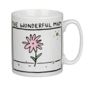 The Wonderful Mum Mug