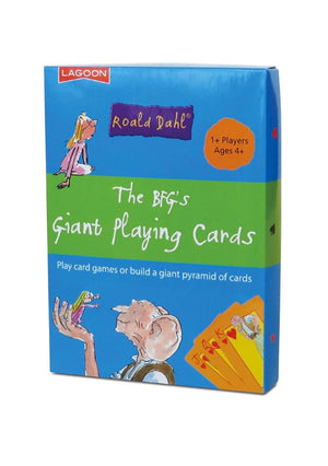 Roald Dahl BFG Giant Playing Cards