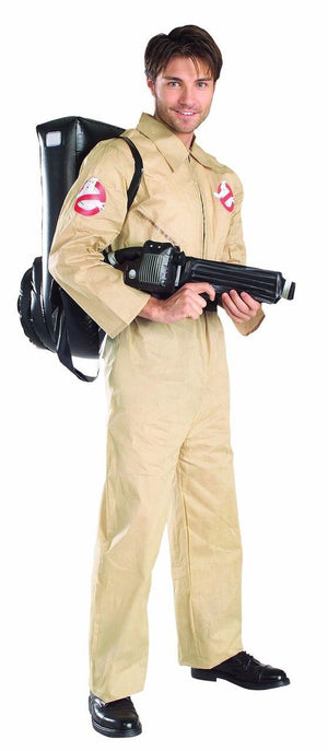 Ghostbusters Costume - (Adult)
