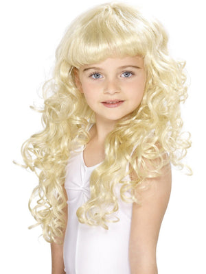Girl's Princess Wig - Blonde (Child)